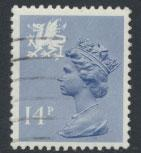 Great Britain Wales  SG W39 SC# WMMH23 Used  see details phosphorised paper