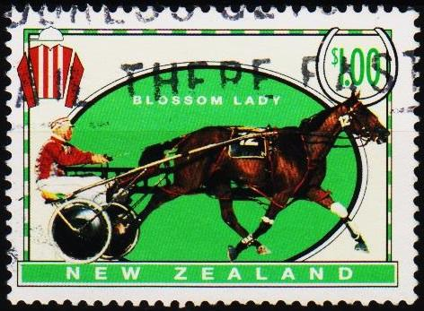 New Zealand. 1996 $1 S.G.1947 Fine Used