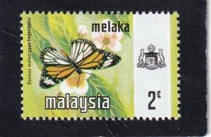 Malaysia,   Malacca        #       75       MNH