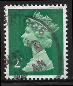 Great Britain Used (2100)