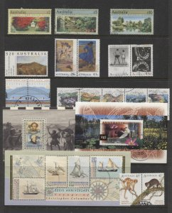 STAMP STATION PERTH #Australian Selection High Definitive-Others CTO / Fine Used