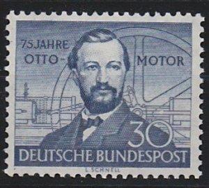 Germany 688 MNH (1952)
