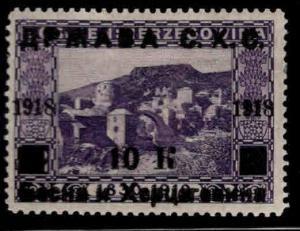 Yugoslavia Scott 1L16 MH* stamp 1918