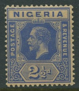 STAMP STATION PERTH Nigeria #4 KGV Definitive MVLH 1914-27
