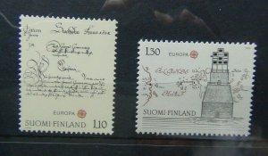 Finland 1979 Europa set MNH