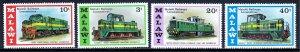 Malawi - Scott #289-292 - MNH - SCV $6.25