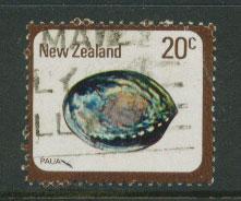 New Zealand SG 1099 FU