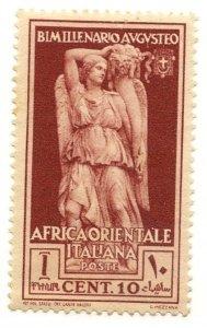 Italian East Africa, Scott #22, Mint Never Hinged