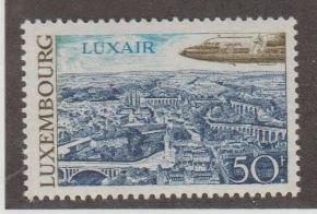 Luxembourg Scott #473 Stamp - Mint NH Single