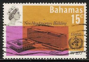 Bahamas 1966 Scott# 248 Used