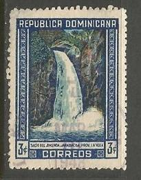 Dominican Republic 424 VFU FALLS 1036C-4