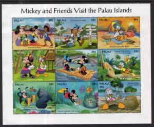 Palau 343 Disney's MNH VF