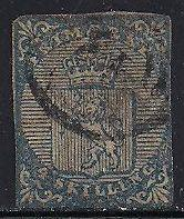 Norway 1 Used - Coat of Arms