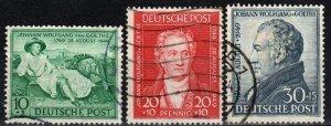 Germany #B306-8  F-VF Used CV $34.25 (X2183)
