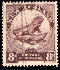 New Zealand Scott 194 Used.
