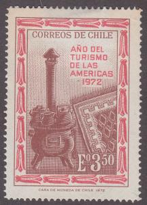 Chile 432 Tourism Issue 1972