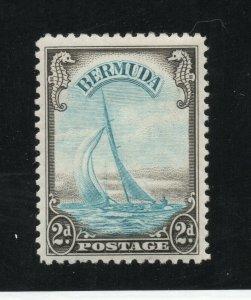 Bermuda - SG# 112 MH   /   Lot 0220076