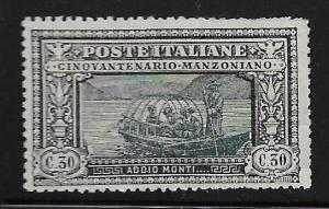 ITALY, 167  MINT HINGED, FAREWELL TO NATIVE MOUNTAINS