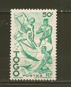 Togo 311 Mint Hinged