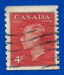 Canada 1951 - U - Scott #306 *