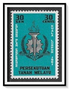 Malaya Federation #101 Colombo Plan MLH