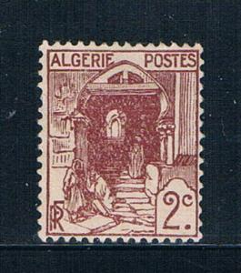 Algeria 34 MLH Street in Kabah 1926 (A0298)+