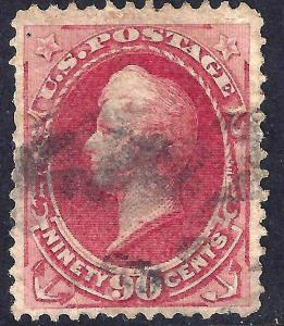 U.S. 166 Used FVF+ (91617)