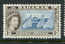 Bahamas #168 Mint (Box1)