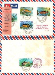 Turks & Caicos Is., Fish