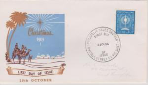 Australia SG361 Post Office First Day Cover