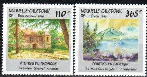 New Caledonia #640-1  MNH CV $11.50 (X7172)
