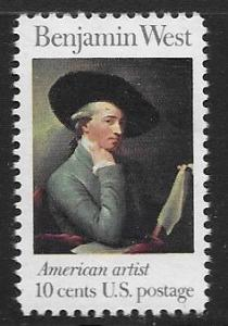 United States 1553 MNH  Post Office fresh