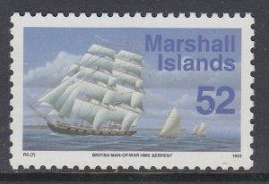 Marshall Islands 456 Sailing Ships MNH VF