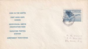 1952, Port of Good Hope, Canada, See Remark (41484)