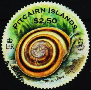 Pitcairn Islands. 2010 $2.50 Fine Used