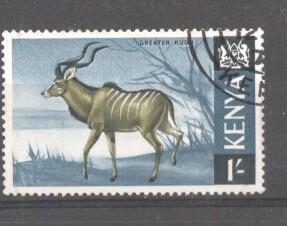 Kenya 1966 Animals, used AE.248