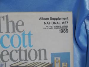 Scott National supplement 1989 #57