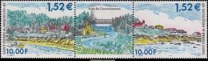 Saint Pierre & Miquelon Scott 711 Mint never hinged.