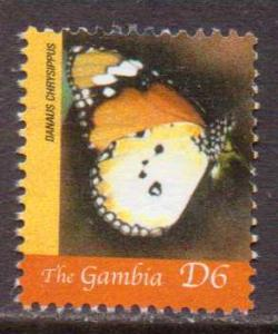 Gambia  #2924  used  (2005)  c.v. $0.40