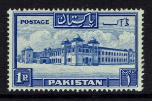 Pakistan SG# 38, Mint Lightly Hinged -  Lot 010217