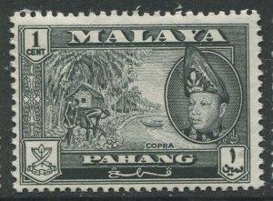 STAMP STATION PERTH Pahang #72 Sultan Abu Bakar MNH 1957-62