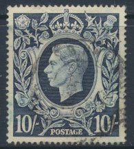 Great Britain  SG 478 SC# 251 Used   see details   and scans