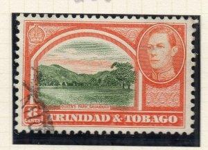 Trinidad & Tobago 1938-44 Early Issue Fine Used 8c. NW-99831