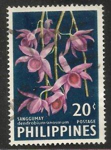 Philippines 1962 Scott# 853 Used