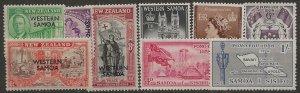 Samoa 191-4,214-5,220-2 m