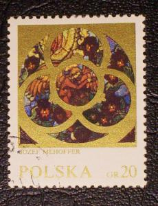 Poland Scott #1832 used