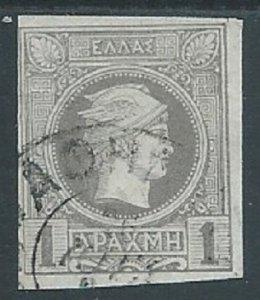 Greece, Sc #72, 1d Used