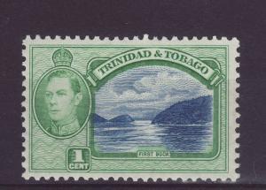 1938 Trinidad 1c First Boca Mint