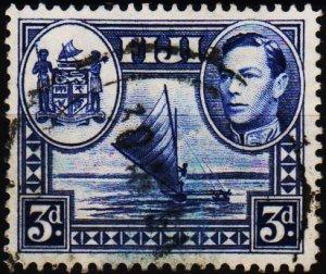 Fiji. 1938 3d S.G.257 Fine Used