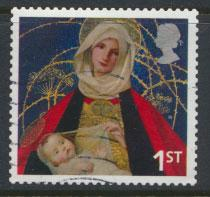 Great Britain SG 2583 SC# 2329  Christmas 2005 Used  see scan